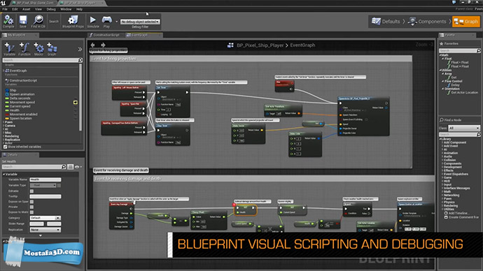 Blueprints visual scripting for unreal engine ricoh aficio 6010 this book teaches the fundamentals of using ue4 blueprints to develop games malvernweather Images